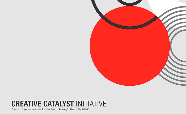 Creative Catalyst Strategic Plan Cover