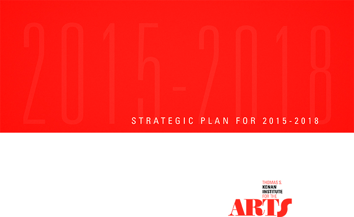 Building Creative Community Strategic Plan cover