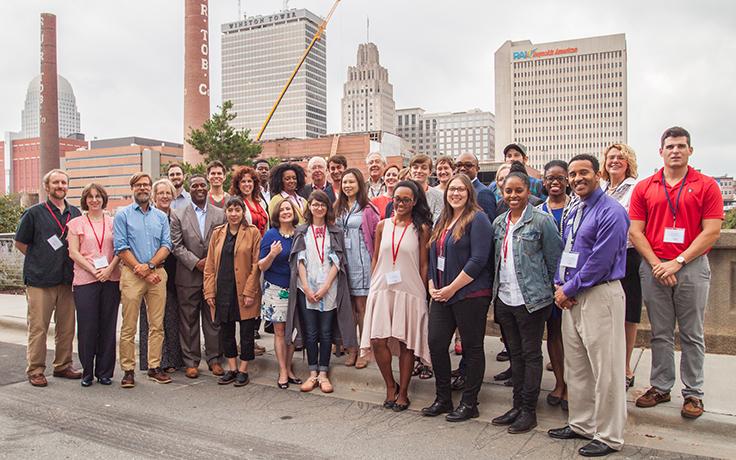 2016 Creative Startups Accelerator Participants