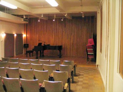Hood Recital Hall