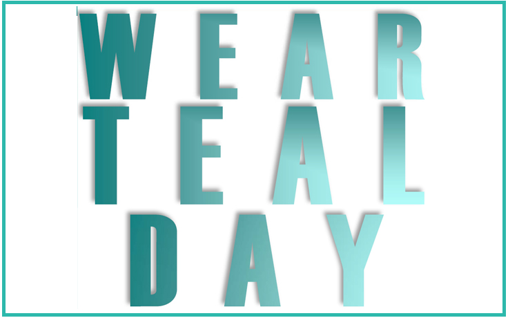 Wear Teal Day