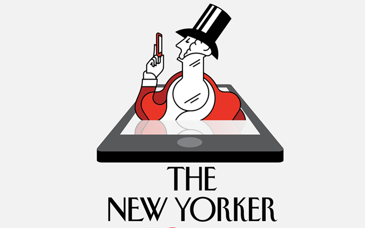 The New Yorker mobile