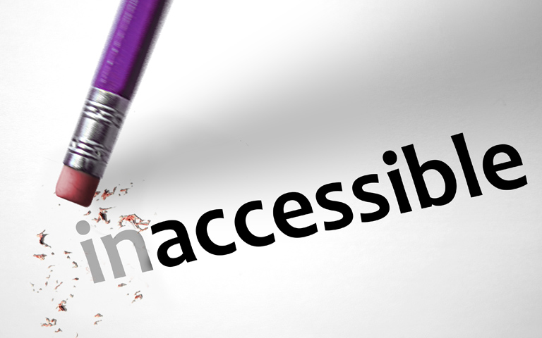 accessible