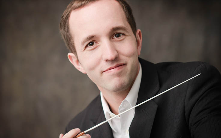 Christopher James Lees will be assistant conductor of Charlotte Symphony