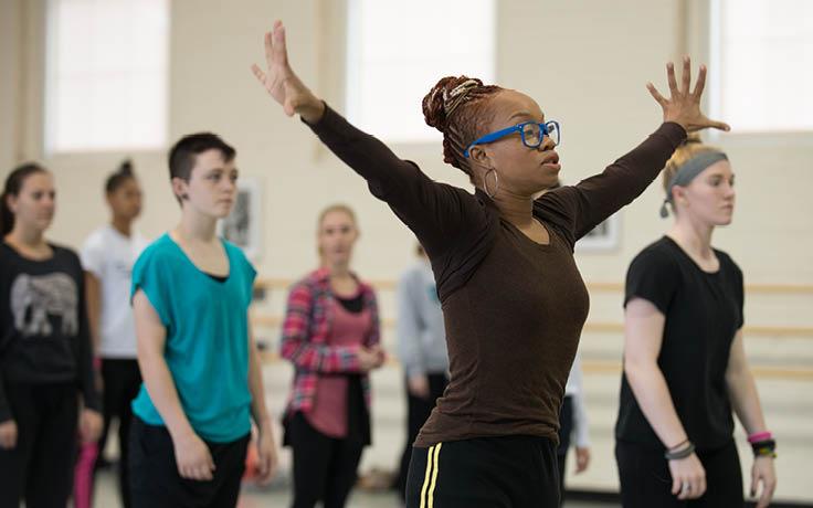 Two graduates of UNCSA School of Dance are nominated for prestigious 'Bessie' Awards