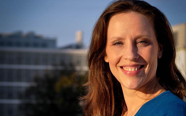 Alumna Rebecca Nussbaum will help UNCSA students build bridges to professional careers