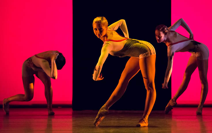 UNC-TV schedules program of UNCSA's Rite of Spring dance performance