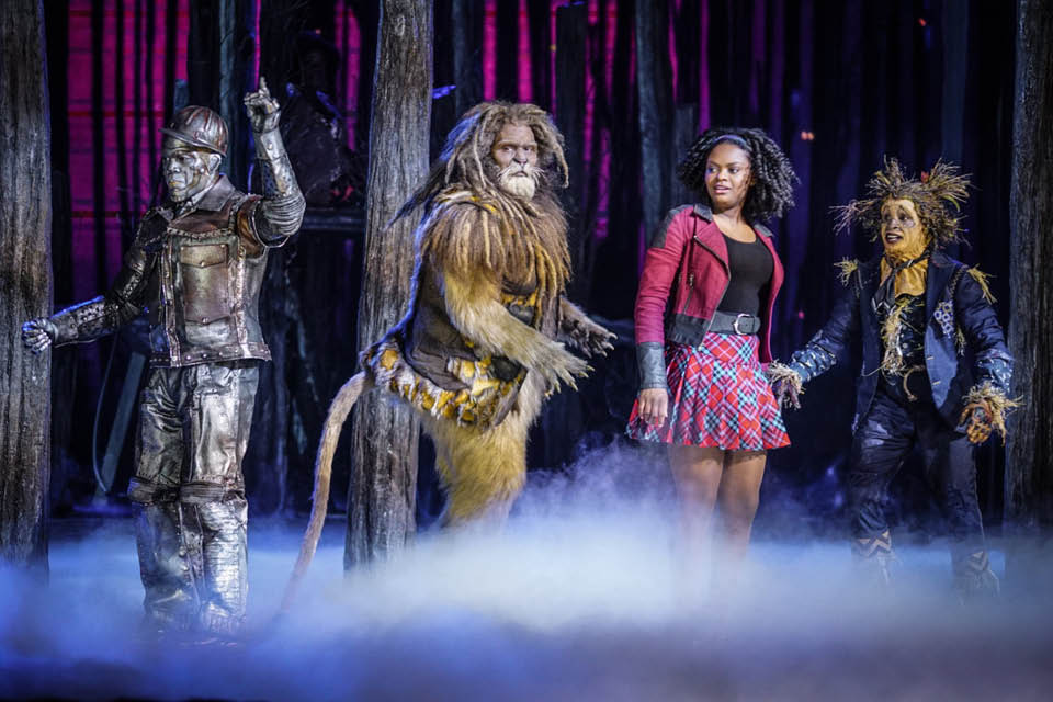 The Wiz Live costumes by Paul Tazewell