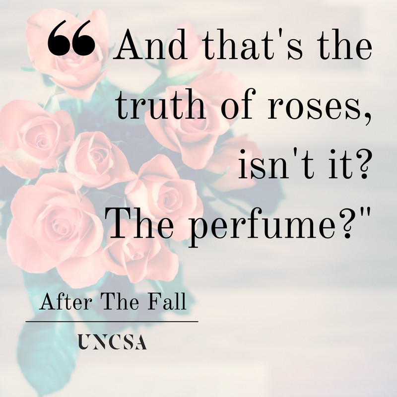 After The Fall quote