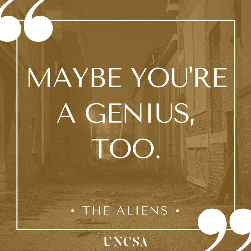 The Aliens quote