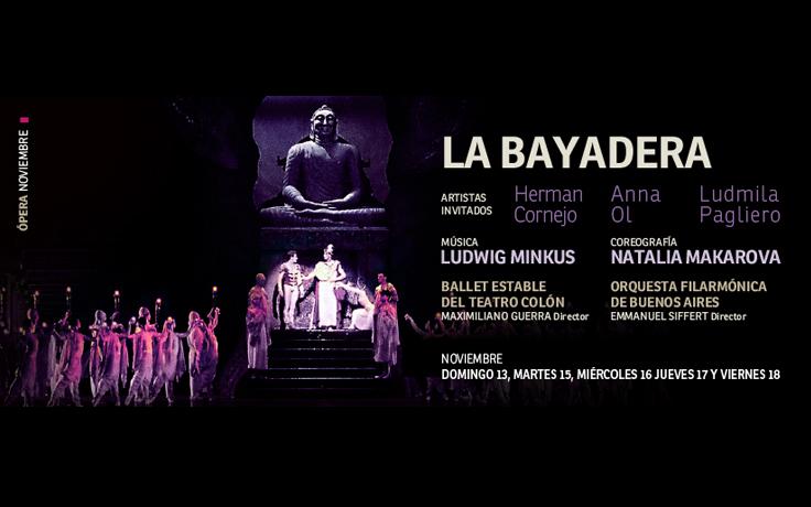 La Baydere in Argentina