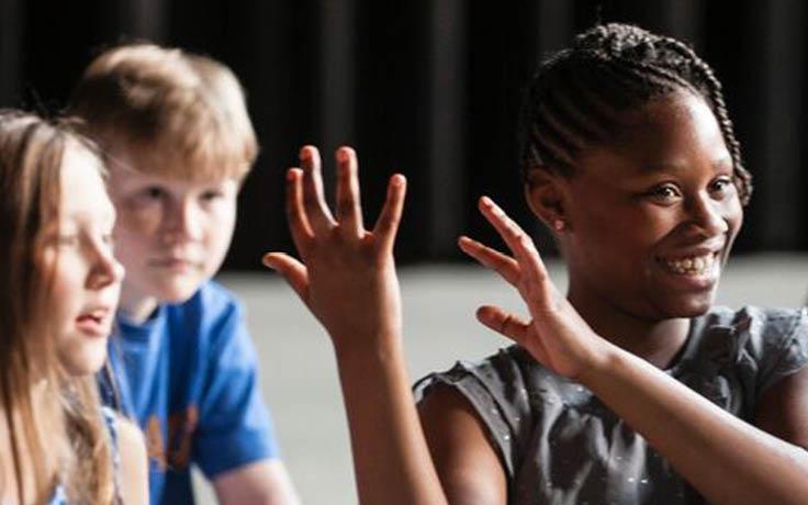 UNCSA Community Schools Program announces spring Acting Out! Classes