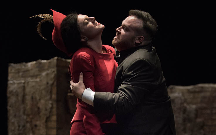 Fletcher Opera production receives first place prize from National Opera Association