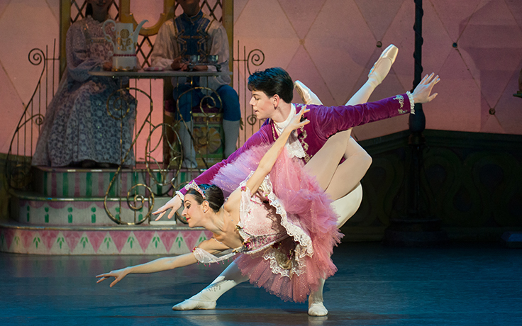 Nutcracker Boutique opens at Stevens Center