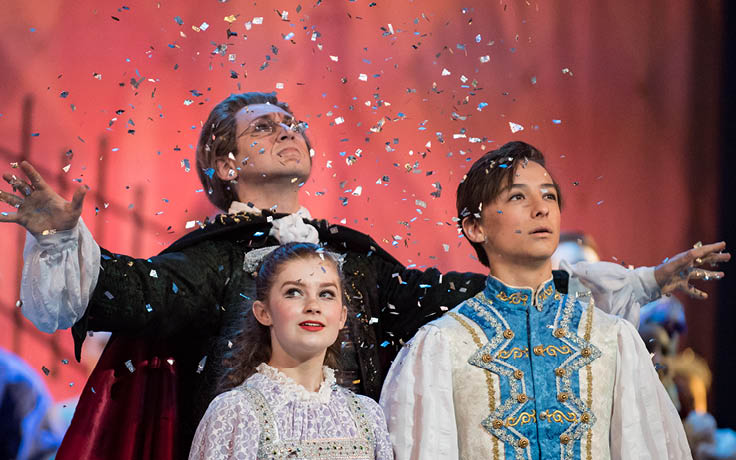 UNCSA's 2016 Nutcracker generates $625,000 in net revenue