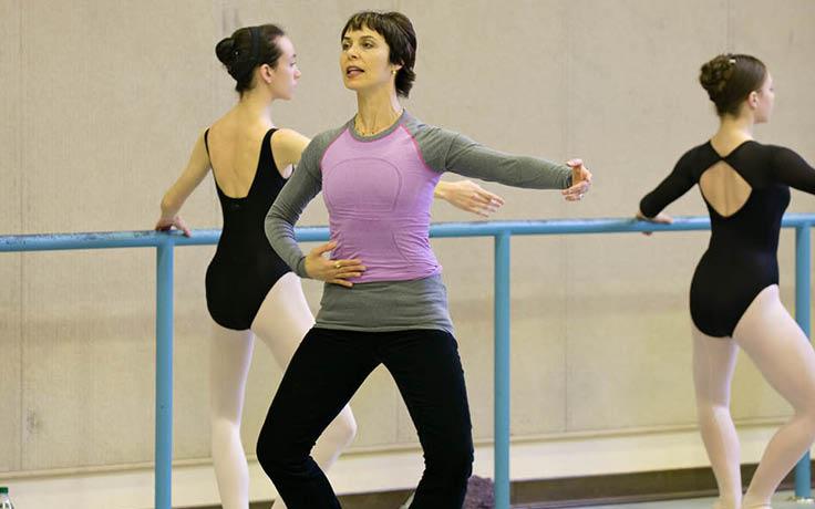 UNCSA launches Choreographic Institute for Summer 2017