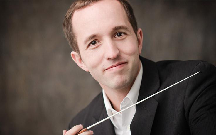 UNCSA Symphony Orchestra presents ConcertArt collaboration
