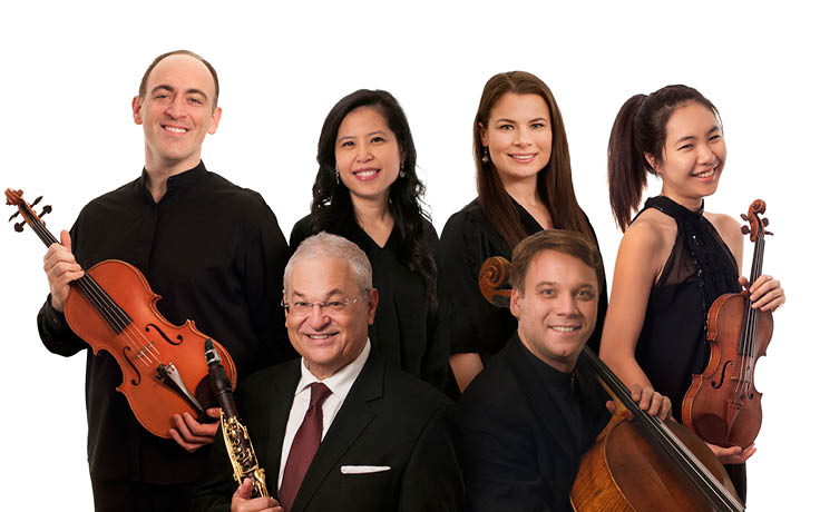 Distinguished Chamber Music Society of Lincoln Center returns to UNCSA