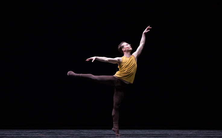 UNCSA announces four inaugural Choreographic Development Residents for summer institute