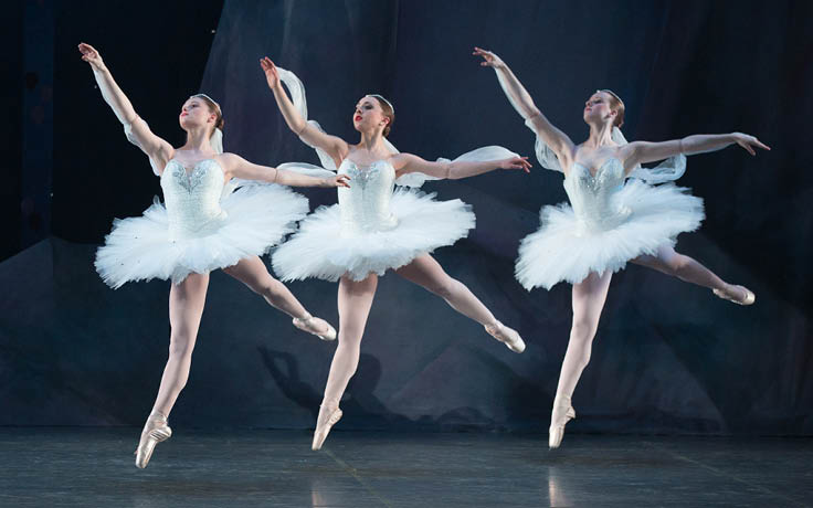A taste of everything dance: Spring Dance highlights contemporary and ballet talent