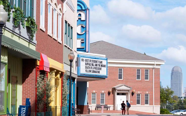 Film alumnus lands prestigious Sundance fellowship