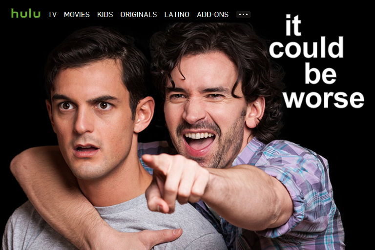 "Hulu's promotion of ""It Could Be Worse"""