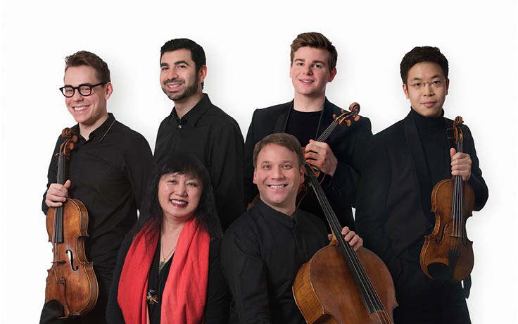 Renowned Chamber Music Society of Lincoln Center returns to UNCSA