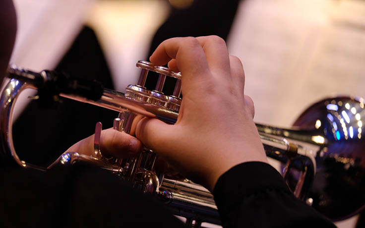 Musicians from U.S. Marine Corps Jazz Orchestra join UNCSA students and faculty for free concert