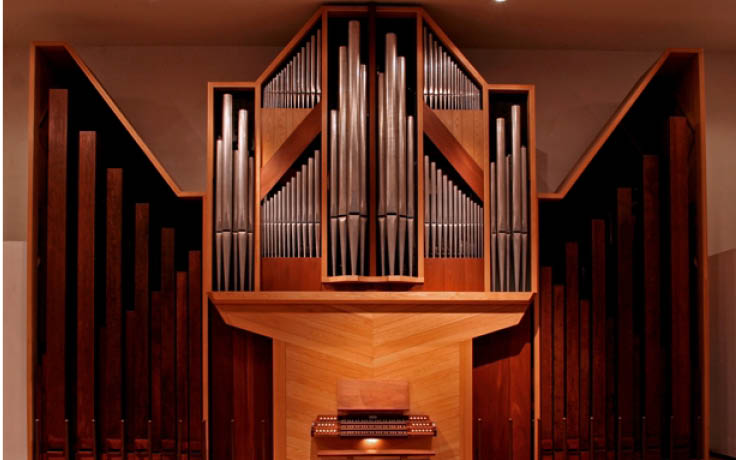 Eighth annual N.C. Organ Festival is Jan. 25-27