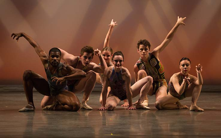 UNCSA Winter Dance features contemporary and ballet blockbuster works