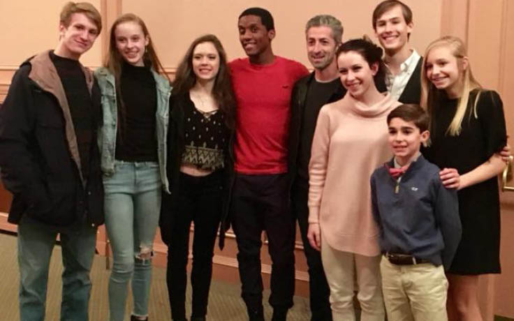 UNCSA dancers recognized at local YouthAmerica Grand Prix competition