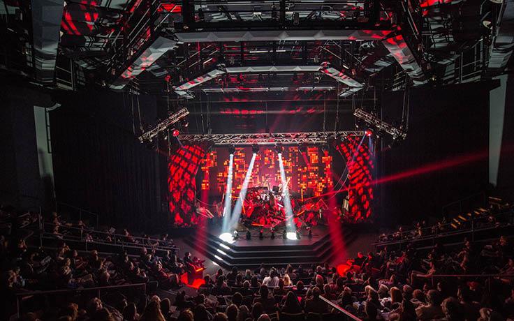 Senior Portfolio Review reveals design and technical aspects of performances