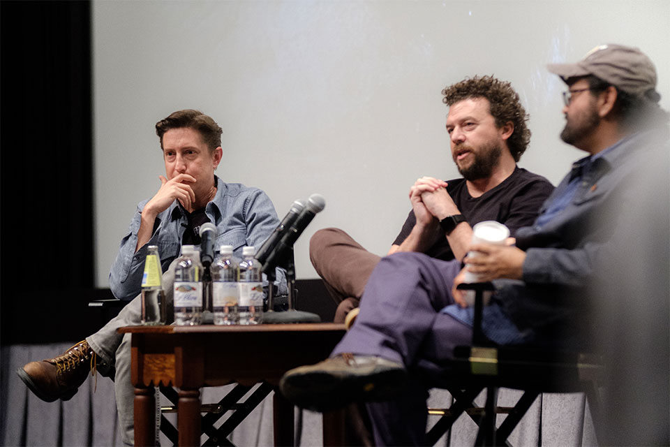 David Gordon Green, Danny McBride, Jeff Fradley