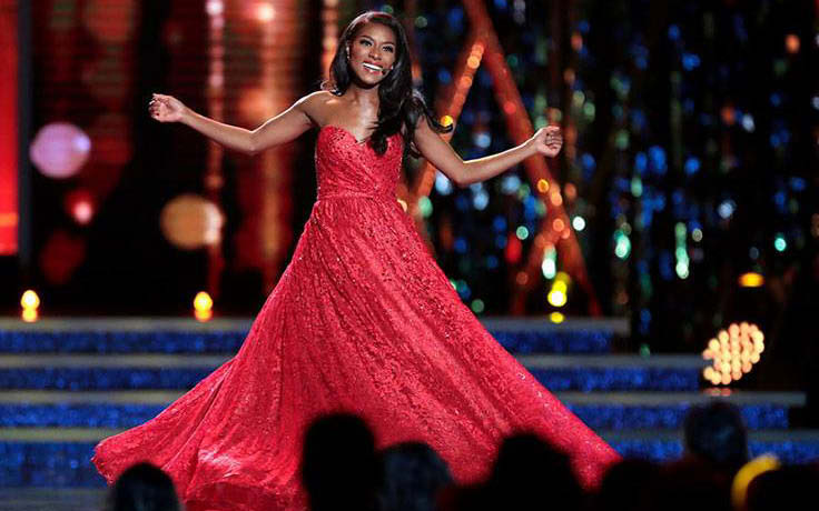 Coming home to UNCSA: Miss America Nia Franklin to visit campus on Nov. 3