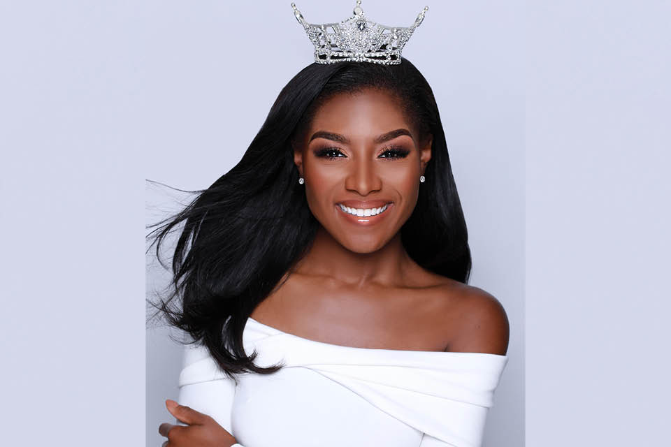 Miss America Nia Franklin returns to UNCSA on Nov. 3