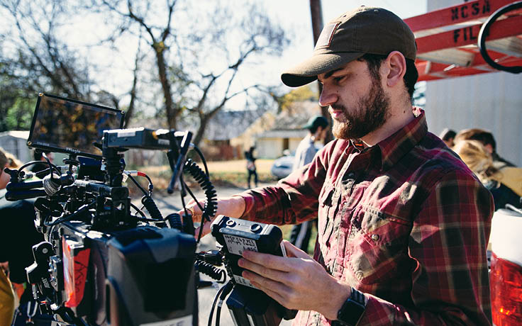 2018 UNCSA Film graduate is finalist for cinematography award