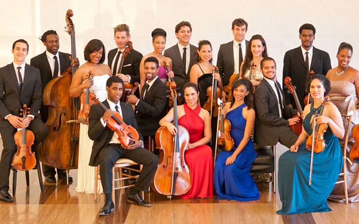 Sphinx Virtuosi Orchestra to perform at UNCSA on Thursday, Oct. 18