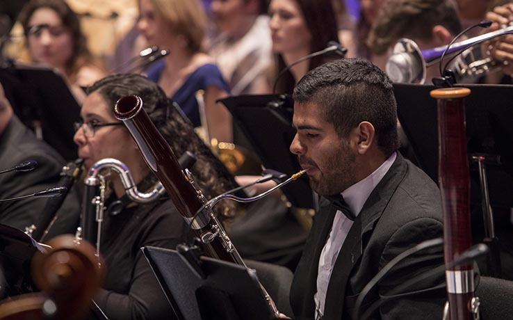 Guest conductor Joseph Young leads Symphony Orchestra's November concert