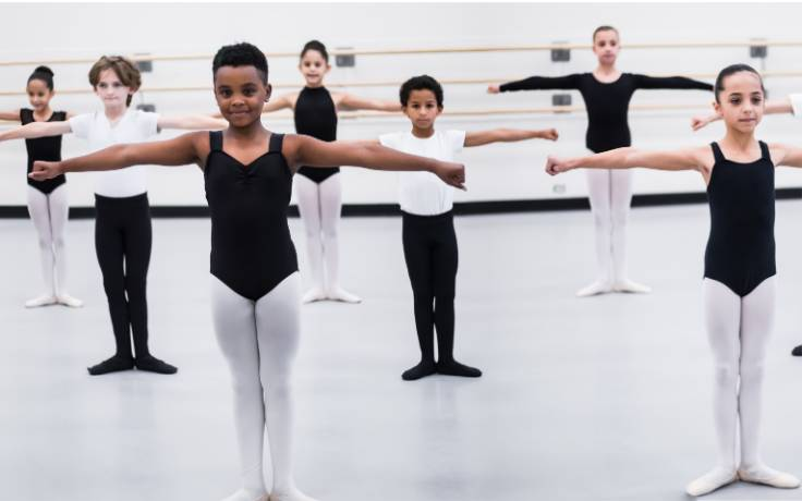 Preparatory Dance students will perform at holiday concert