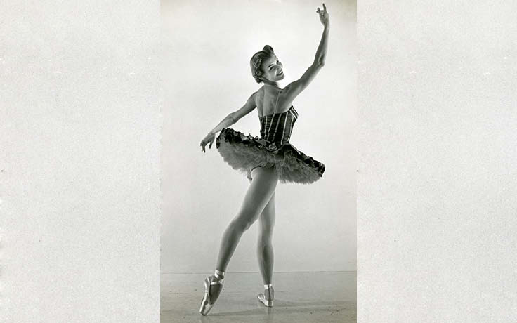 Sonja Tyven, founding faculty member of the School of Dance, has died