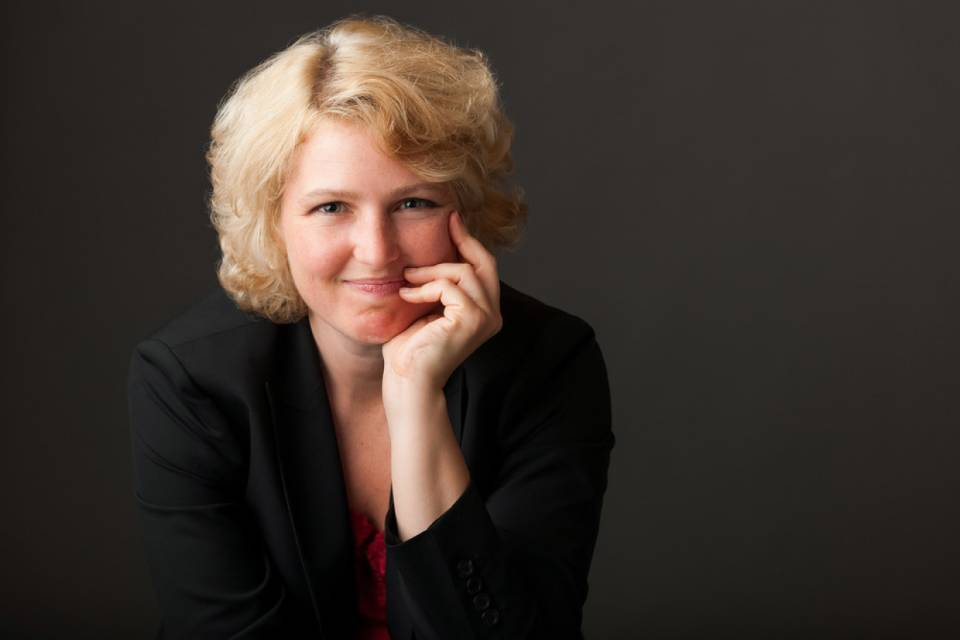 Karin Hendrickson will conduct the UNCSA Symphony Orchestra