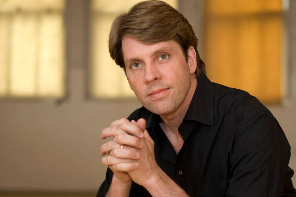 Michael Butterman will conduct the UNCSA Symphony Orchestra on March 28, 2020