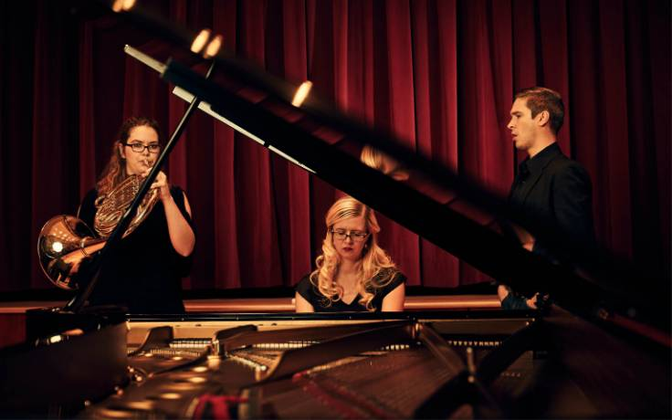 UNCSA to livestream Chamber Music Society of Lincoln Center events on Wednesday
