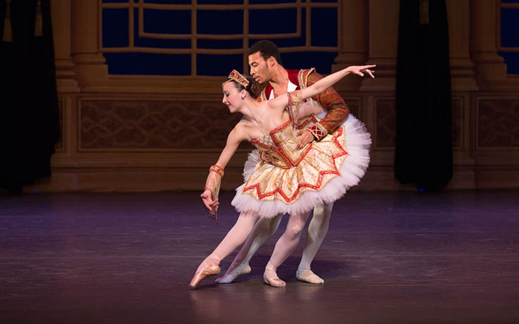 Spring Dance offers ballet classics and reconstructions of contemporary pieces