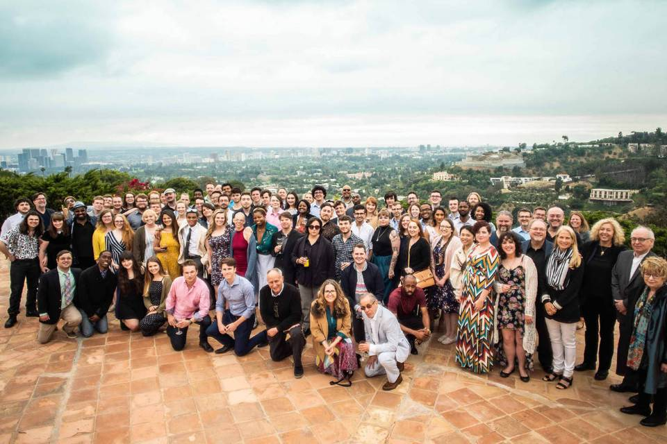 The Filmmaking Class of 2019 screened their films in Los Angeles