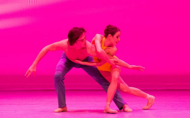 UNCSA announces residents for third annual Choreographic Institute
