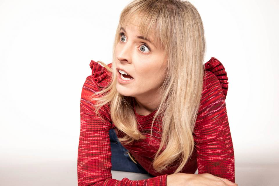 Comedian Maria Bamford will appear at the Stevens Center on Oct. 4