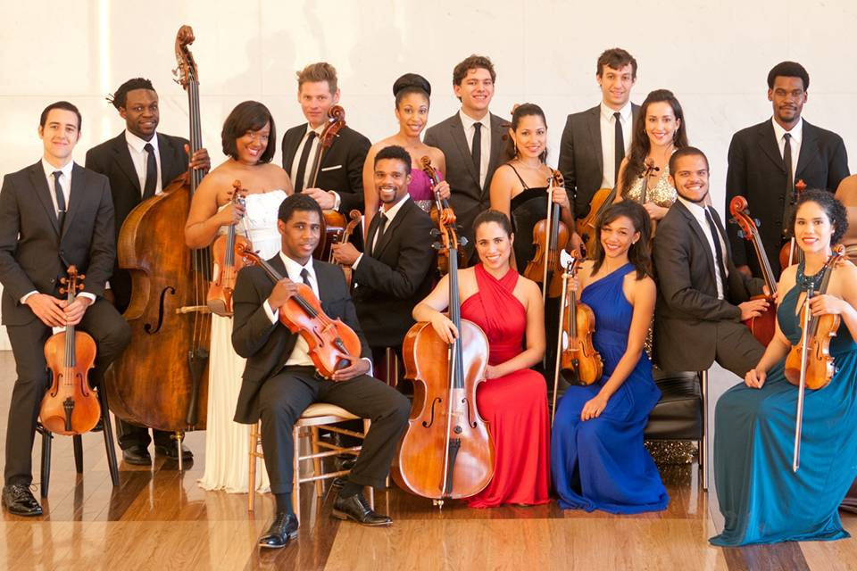Sphinx Virtuosi performs at UNCSA on Tuesday, Oct. 1.