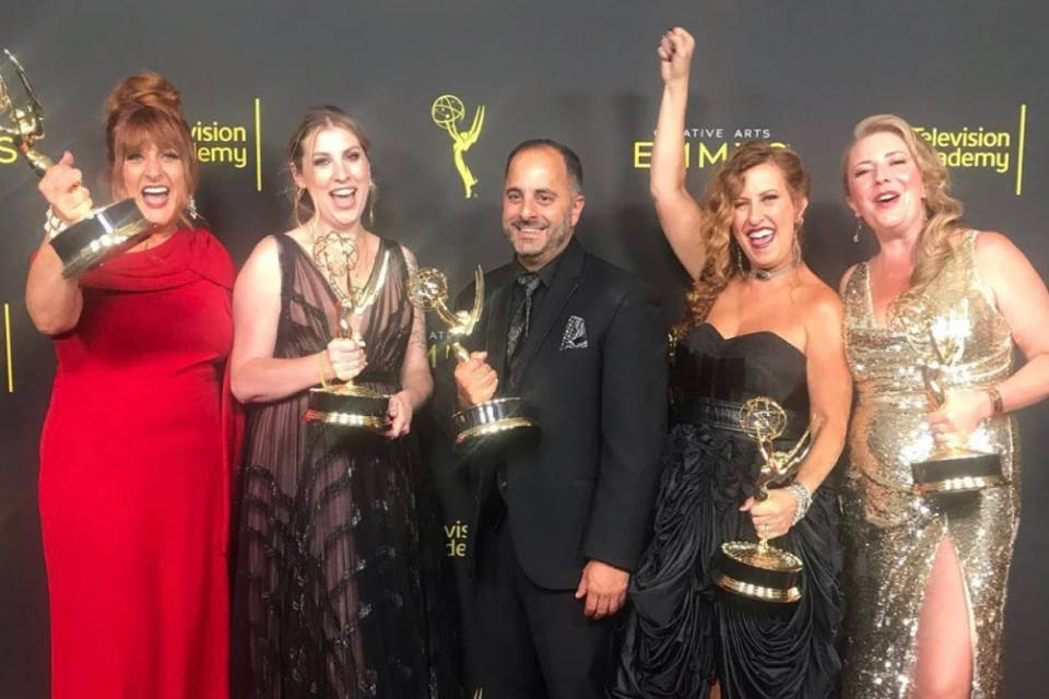 "Alumna Blair Aycock won an Emmy for her work on ""Fosse/Verdon"""