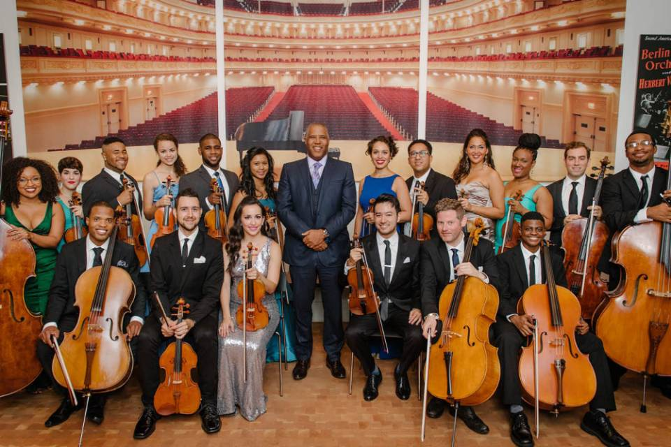 Sphinx Virtuosi will perform at 7:30 p.m. Oct. 1 in Watson Hall ont he UNCSA campus